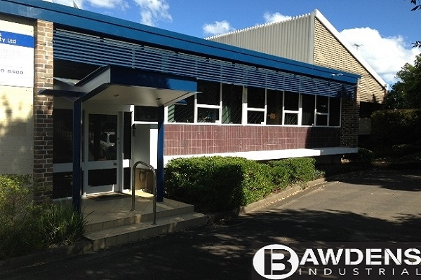 Affordable Offices With Internal Partitioning And Reception Area.