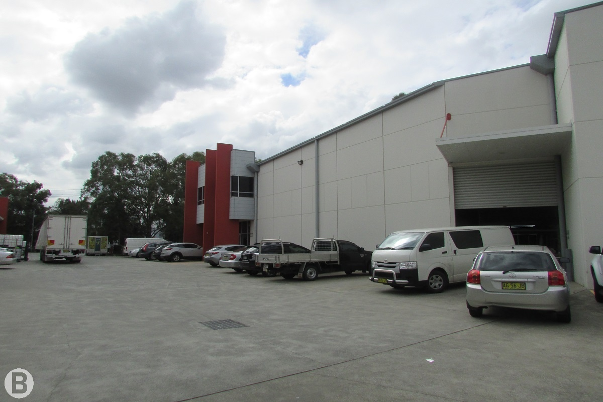 A Well Appointed Modern Industrial Unit In a Sought After Complex Providing Outstanding Exposure.
