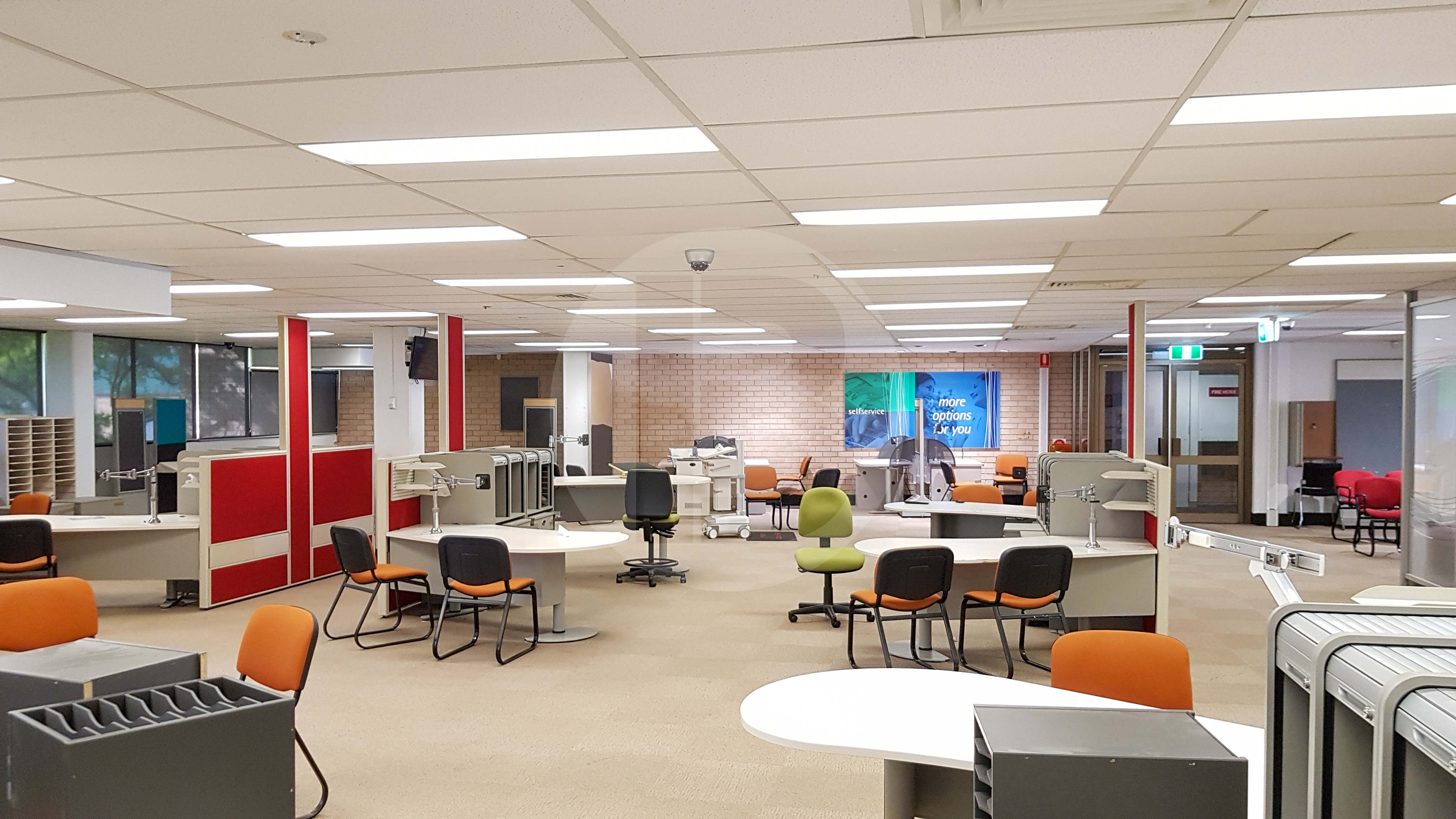 OPEN PLAN OFFICES | BAULKHAM HILLS